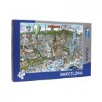 Barcelona - Puzzle