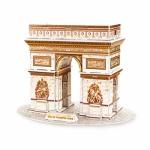 3D Puzzle LArc de Triomphe