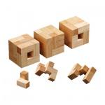 TeaTime Cubes - Level 1 - 10 Puzzleteile