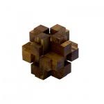 Gemini - 12 Puzzleteile - Denkspiel - Knobelspiel - Geduldspiel