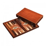Backgammon - Kassette - Odysseas - Holz - groß