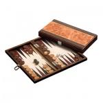 Backgammon - Kassette - Mimis - Holz - klein