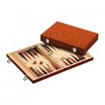 Backgammon - Kassette - Nikiforos - Holz - standard