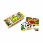 Puzzle Box Tiere - 2er Set