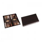 Elassa - groß - Backgammon - Kassette - Holz