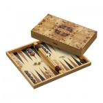 Backgammon - Kassette - Thalis - Holz - standard