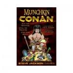 Munchkin Conan - englische Ausgabe