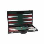 Backgammon Turnier - Koffer 54x65cm - eingelegter Filz