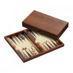 Backgammon - Kassette - Tasos - Holz - standard