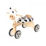 Rutscher Kuh schwarz - weiß