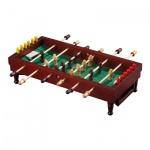 Mini Kicker Tischspiel - mit 12 Zählpins und 2 Metallkugeln