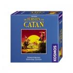 Fürsten von Catan Erweiterung Finstere Zeiten für 2 Spieler