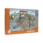 Hamburg - Puzzle