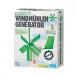 Green Science - Windmühlen-Generator