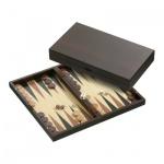 Backgammon - Kassette - Babis - Holz - standard