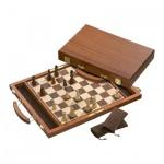 Schachspiel - Schachkoffer - standard - Breite 33 cm