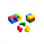 Inspiration Cube - Level 3 - 5 Puzzleteile