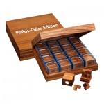 Cube I - 16 unterschiedlich - Denkspiel - Knobelspiel - Geduldspiel