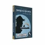 Spiele-Comic Krimi - Sherlock Holmes #2 - Der Moriarty-Fall (Hardcover)