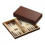 Backgammon - Kassette - Silas - klein
