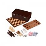 Holz-Spielesammlung 6 - Box