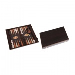 Tragonera - groß - Backgammon - Kassette - Holz