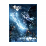 Final Fantasy Card Sleeve Type - 0 Ace (60)
