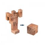 Jigsawman - Level 3 - 22 Puzzleteile