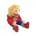 Lasse - bespielbare Puppe - 65 cm