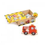 Puzzle-Box - Fahrzeuge