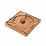 Kreisel-Roulette 22 x 22 cm - das Kreiselrennen