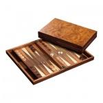 Backgammon - Kassette - Akakios - Holz - standard