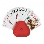 Kartenhalter - Kunsstoff - für bis zu 30 Karten
