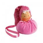 Kugelpüppchen - rosa - 11 cm