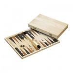 Backgammon - Kassette - Stylian - Holz - standard