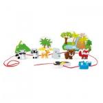 Spielwelt - Safari zum Fädeln