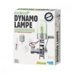 Green Science - Dynamo-Lampe