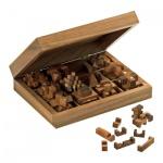Puzzle-Edition - 12 Stück - Denkspiel - Knobelspiel - Geduldspiel