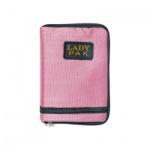 Darttasche - Lady Pak - rosa - 18 x 10cm