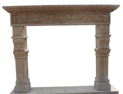 Kamin Venezia Klassik Antik Finish Sandstein Look