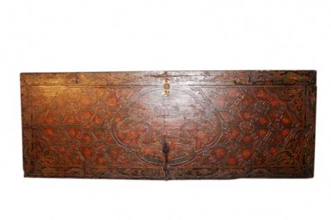 Tibet XXL Truhe, Bank, Sideboard ca. 100-120 Jahre alt
