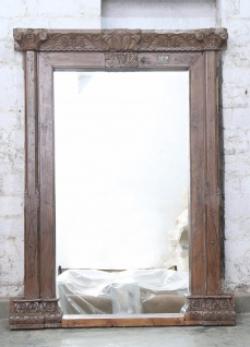 Original indischer Rahmen antik 120 Jahre alt