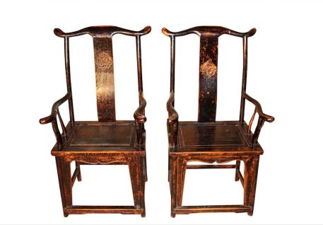 Original Stühle China ca. 120 Jahre