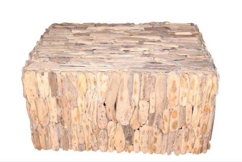Couch-Tisch aus Balinesischem Treibholz