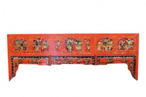 China Wandbild antik Deko antik ca. 100Jahre Zierbild