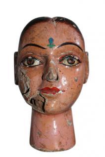 Alte Indische Hochzeitsfigur, Zeremonie, ca 100 Jahre - Vorschau