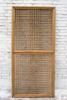 China klassischer Stil filigran gearbeitetes Türgitter Wanddekor in bester Erhaltung - Vorschau