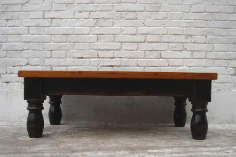 Elegant China Niedriger Tisch Couchtisch Massive Pinie Schwere Fe With  Dunkle Couchtische
