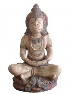 Affengot Hanuman Indien Stein Replik