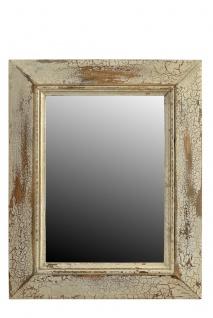 India Spiegel quadratische Form Spiegel rosa Holzrahmen shabby chic Einrichtung